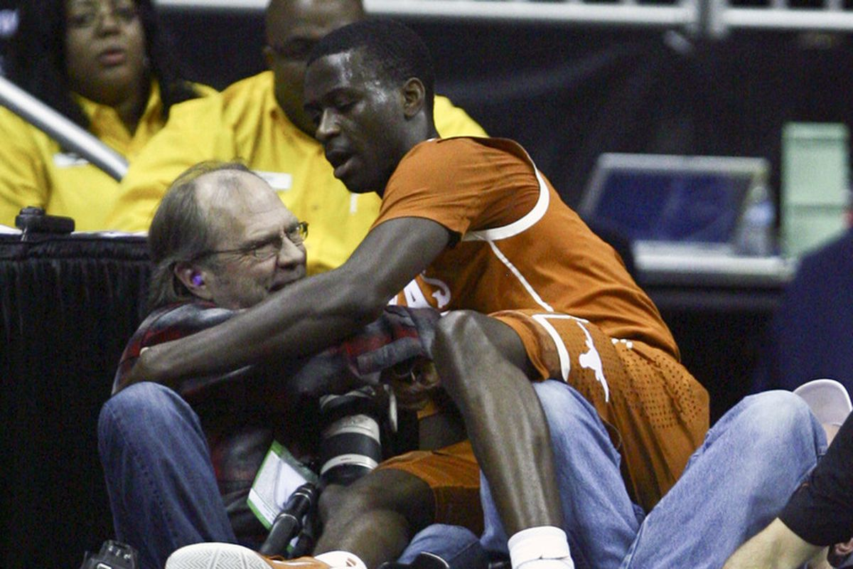 Myck Kabongo was once tackled by an NCAA investigator.