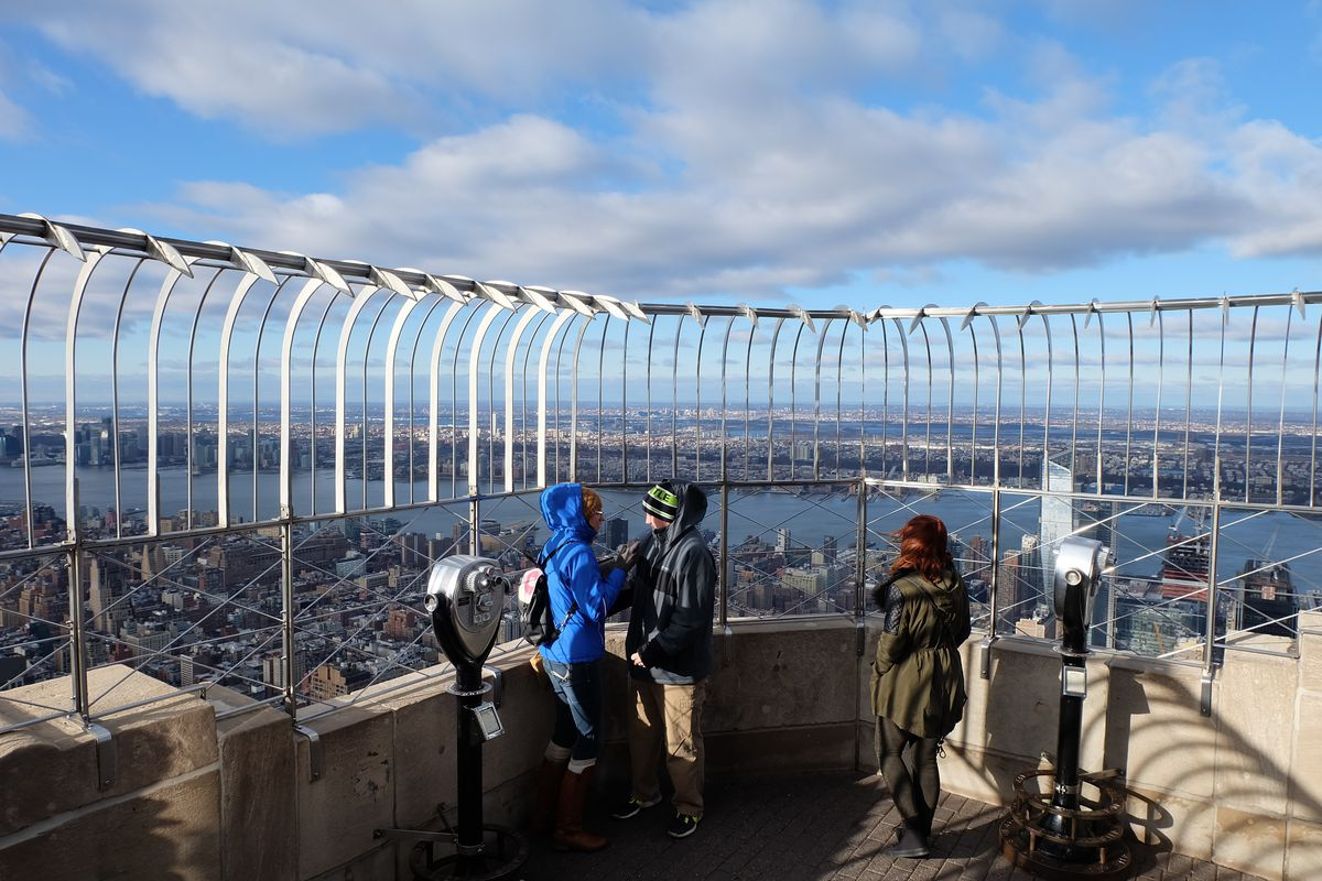 How to tour the empire state building and other nyc for House plans with observation deck