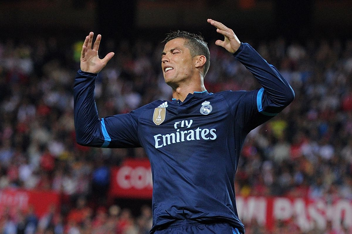 'He's clearly frustrated with life at Madrid!'