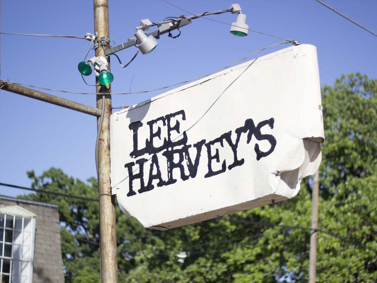 Lee Harvey's