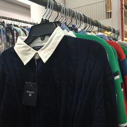 Men's shirts, $30