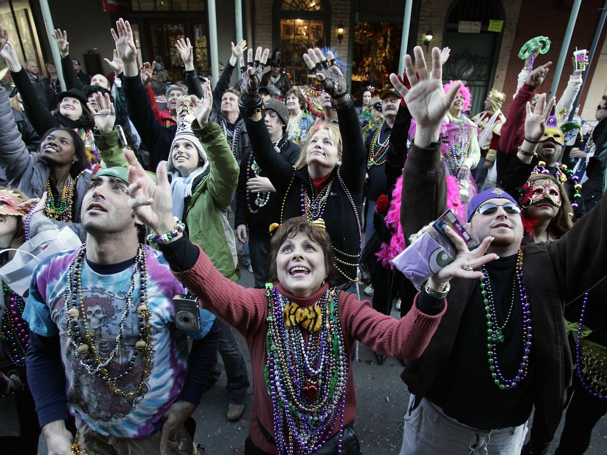 While carnival season is almost over, here are places you can learn about Mardi Gras all year long.