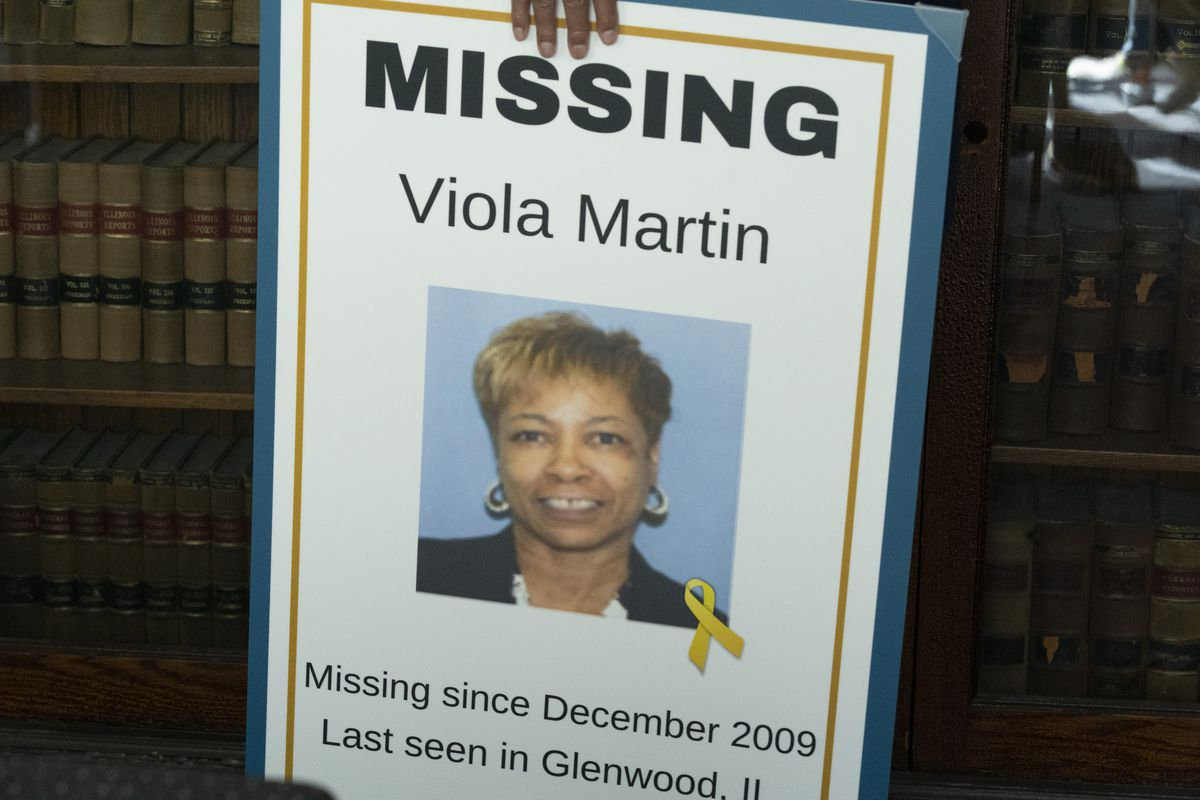 The family of Viola Martin asks the public for any information on her disappearance, she has been missing since 2009. Wednesday, September 1, 2021.