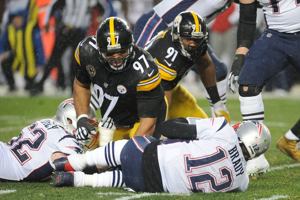 5ee926122e6 Cameron Heyward and Stephon Tuitt make one of the NFL s best pass-rushing defensive  line duos