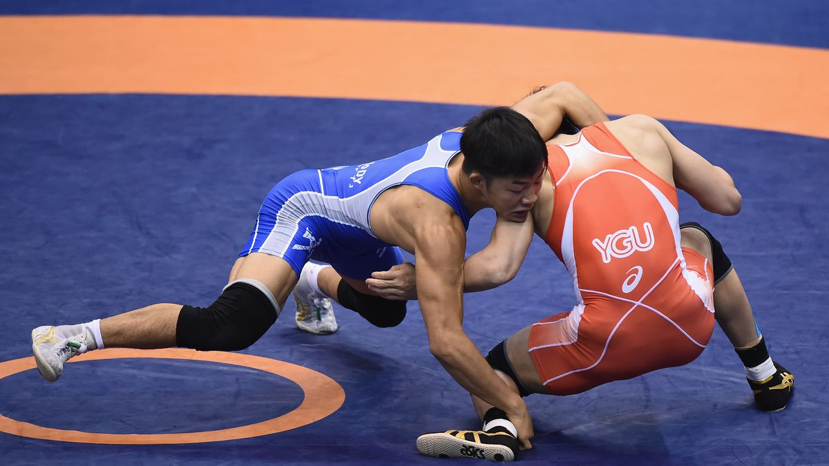 Emperor's Cup All Japan Wrestling Championships - Day 3