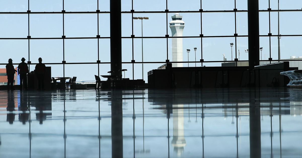 How Salt Lake's new airport is ushering in the future of air travel  image