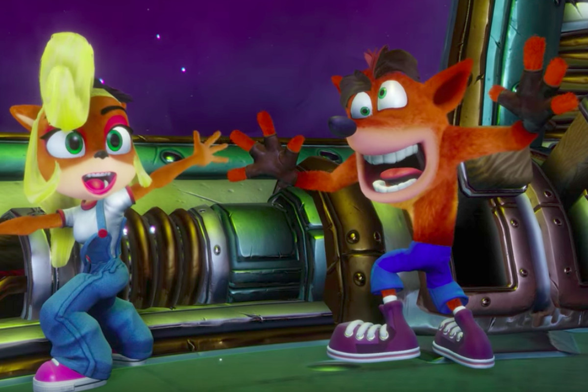 Crash Bandicoot N. Sane Trilogy Officially Coming To Nintendo Switch