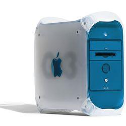 1999: Blue Power Mac G3