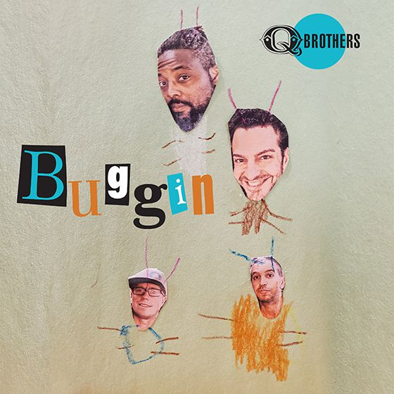 """The Q Brothers have released """"Buggin,"""" their first kid-friendly rap album."""
