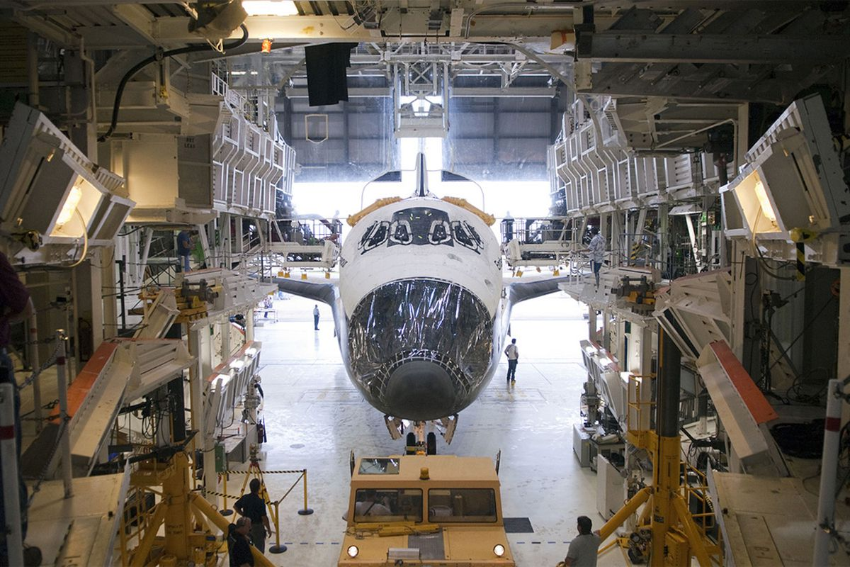Space Shuttle decommissioning