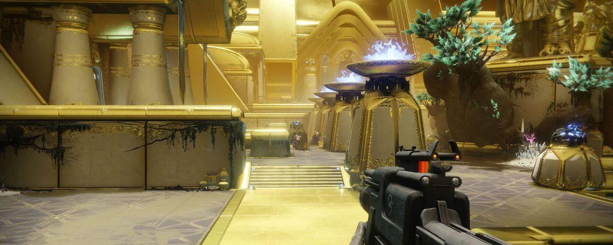 Pools Room Destiny  Leviathan Raid