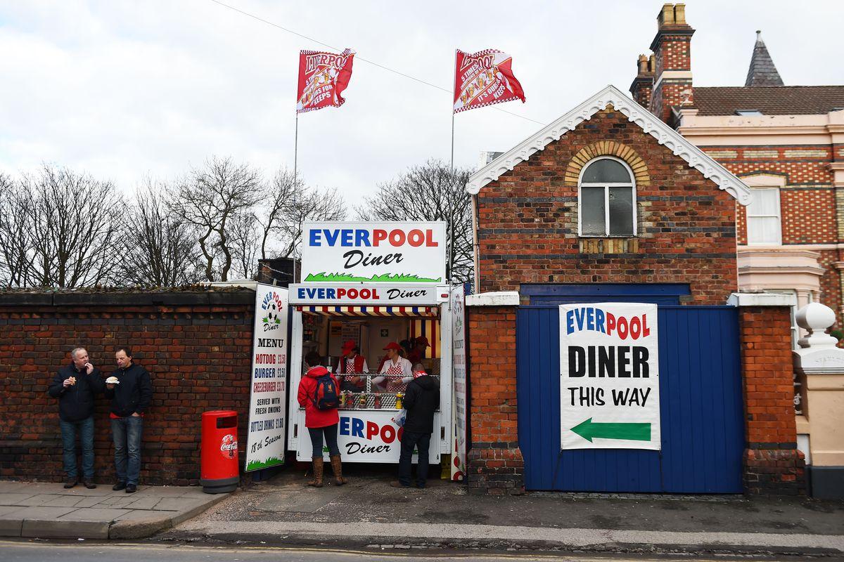 Bringing back the ol' Everpool diner.