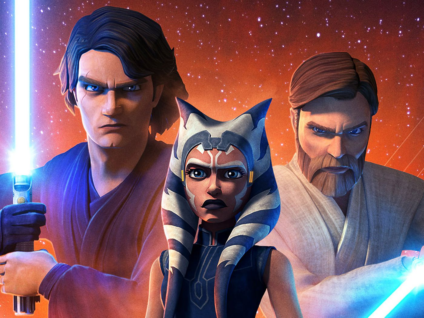 The Final Season Of Star Wars The Clone Wars Gets A New Trailer And February Release Date The Verge