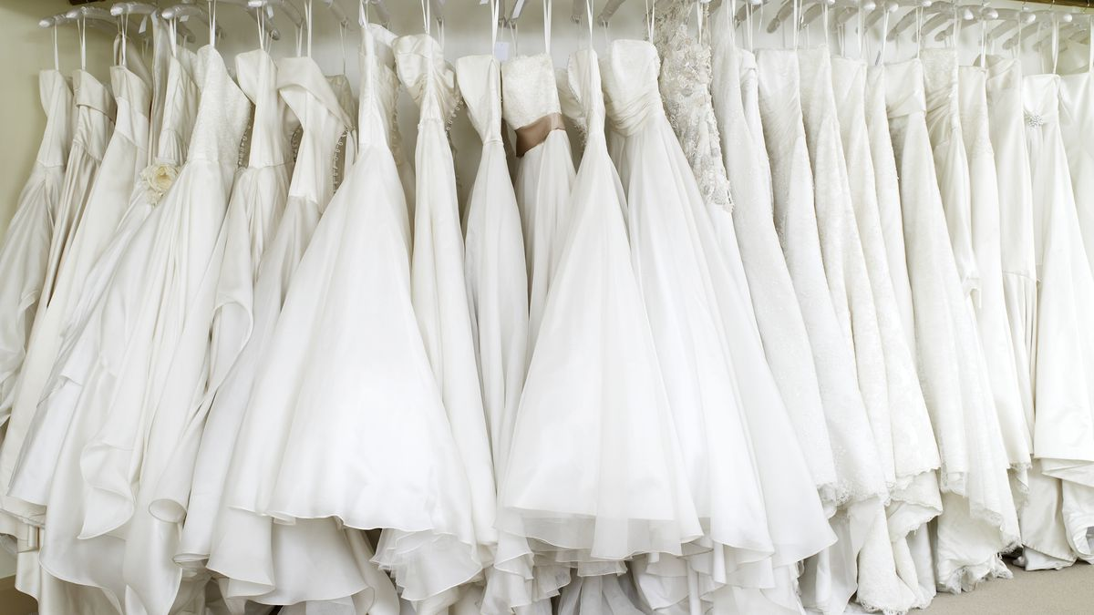 The White Wedding Dress Industrial Complex - Racked