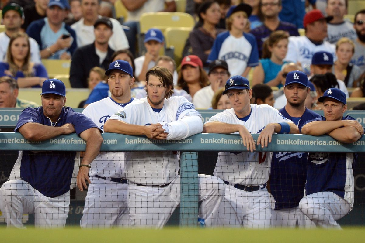 The Dodgers can manipulate their starting rotation in April to get 21 of their first 22 starts out of their top four starters.