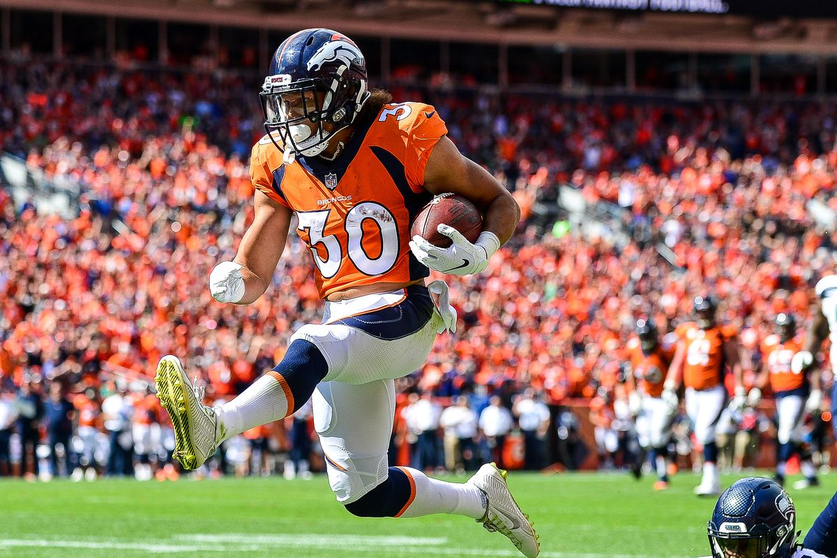 Udfa Phillip Lindsay Getting A Lot Of Love From Some Elite Broncos