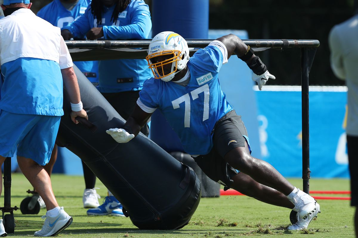Los Angeles Chargers Training Camp
