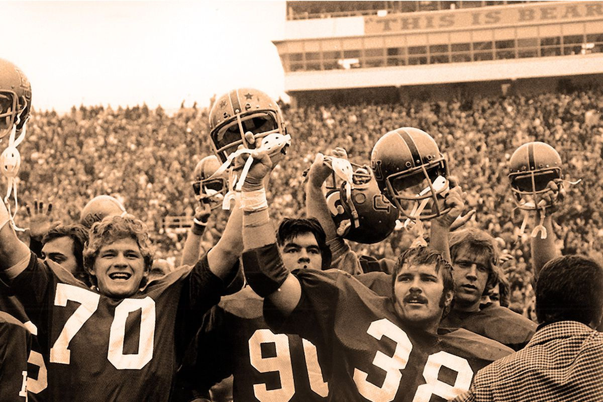This Day In Baylor History November 9 1974 Our Daily Bears
