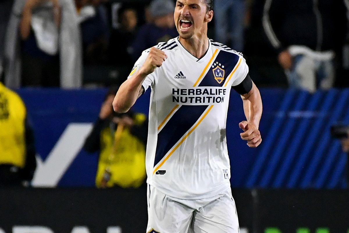 Zlatan Ibrahimovic - LA Galaxy - MLS
