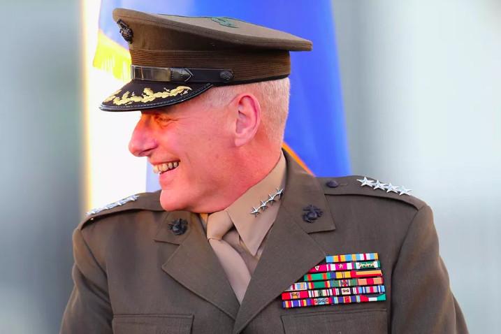 Trump DHS pick, retired Gen. John F. Kelly