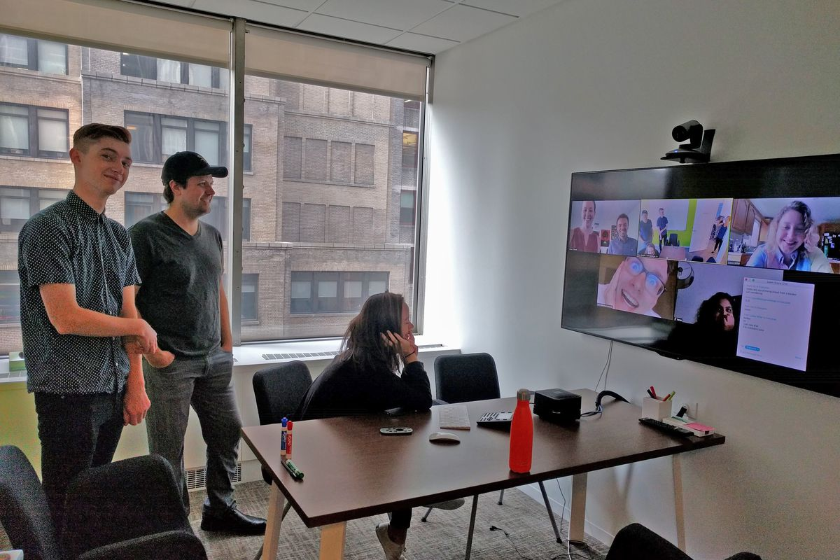 Rethinking Scrum As A Project Based Stand Up Vox Media