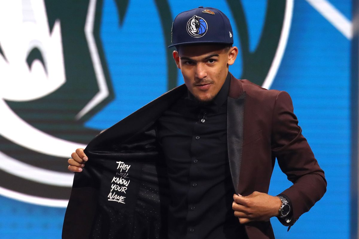 Oklahoma Football Trae Young Drafted Colin Cowherd Bodied