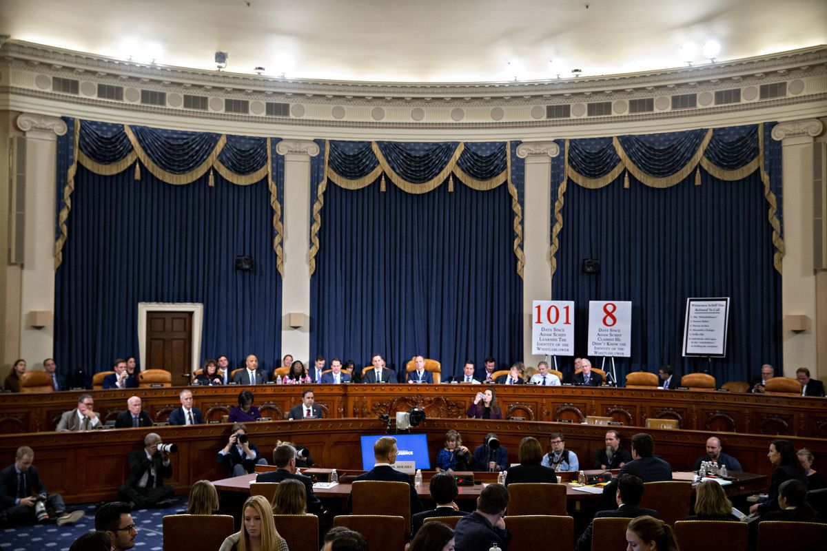 House Intelligence Committee Continues Open Impeachment Hearings