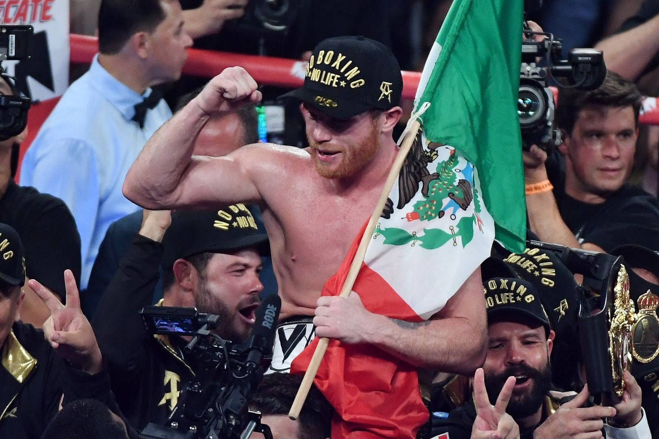 1033990316.jpg.0 - Odds: Canelo healthy but not overwhelming favorite against Jacobs