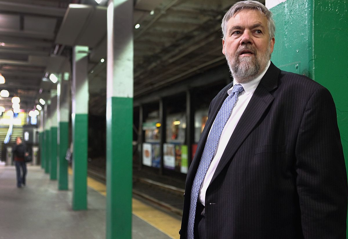 Bill James in 2011. (GettyImages)