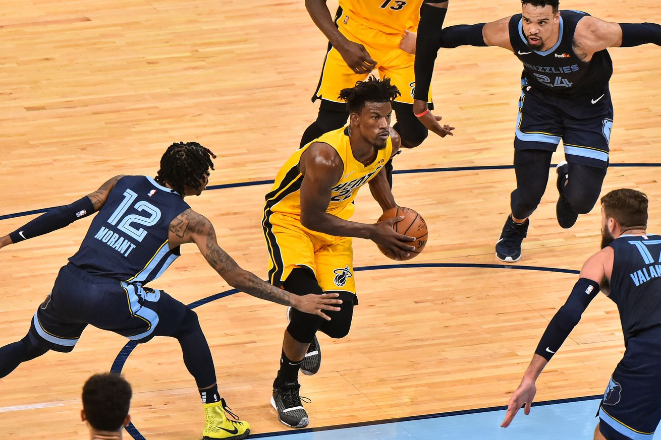 NBA: Miami Heat at Memphis Grizzlies