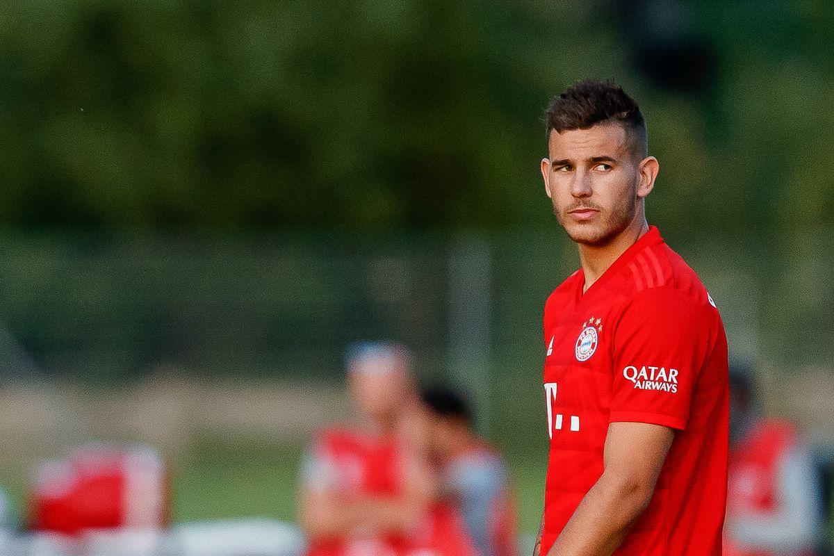 "Bayern Munich's Lucas Hernandez: ""Close to 100 percent"" - Bavarian"