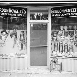 """Another look at the store in its prime via <a href=""""http://vanishingnewyork.blogspot.com/2010/08/novelties-unsheathed.html"""">VNY</a>"""