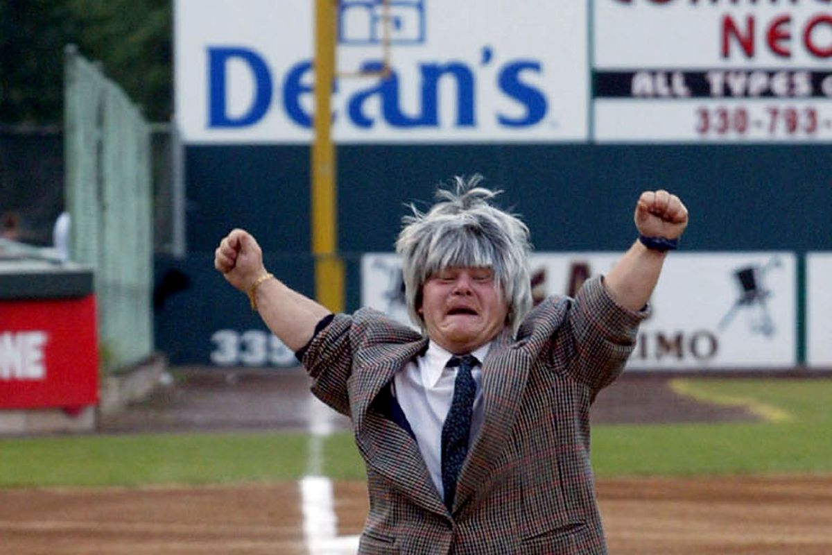 Minor League Team Holds Traficant Night