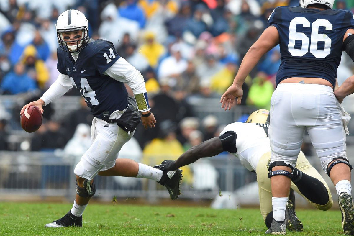 Hackenberg and the Lions look to trip up Ohio State