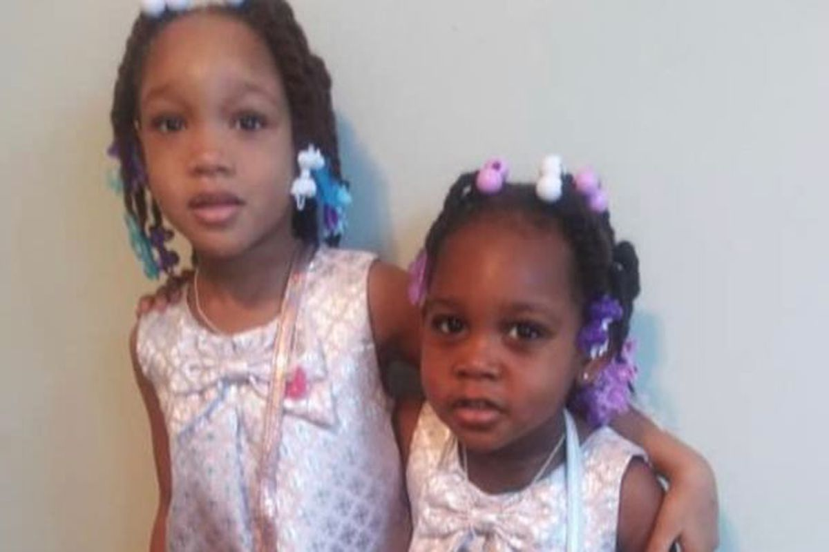 Serenity Broughton and Aubrey Broughton were wounded in a shooting Sunday in Belmont Central.