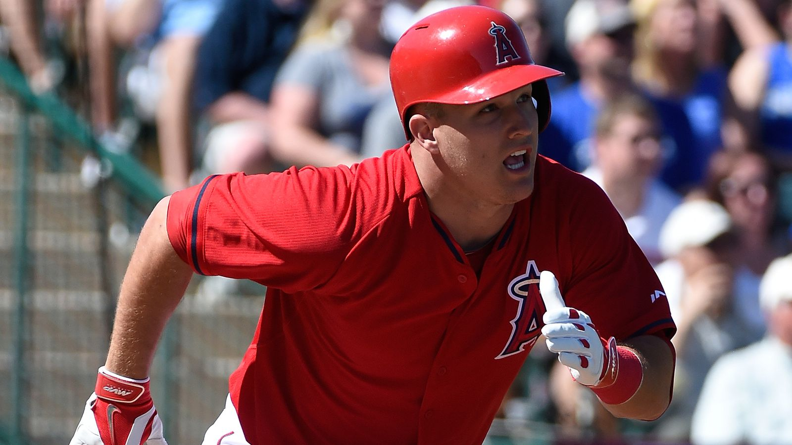 MondoLinks: Opening Day means real Mike Trout!