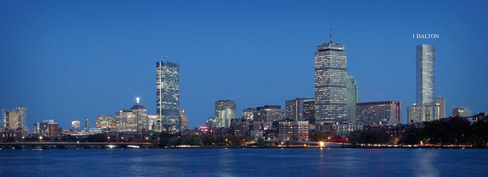 One Dalton Boston Progress