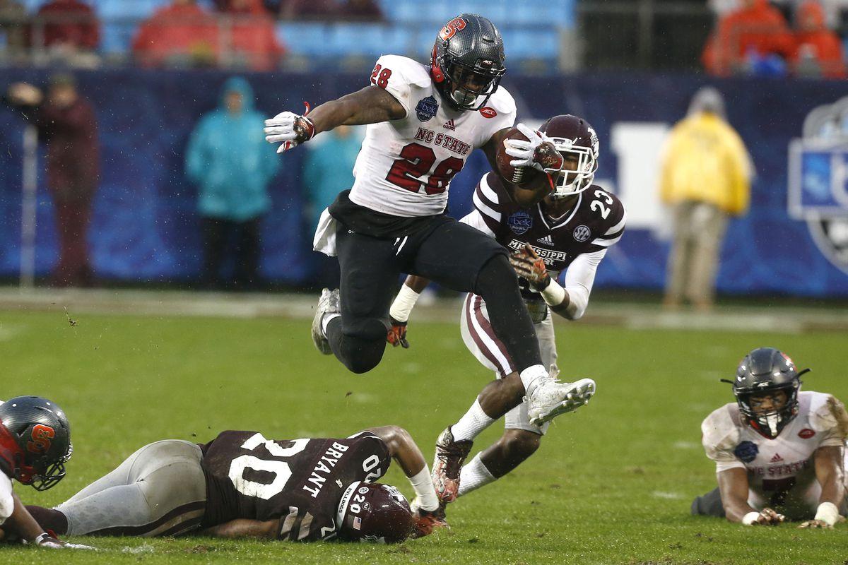 Belk Bowl: North Carolina State vs. Mississippi State