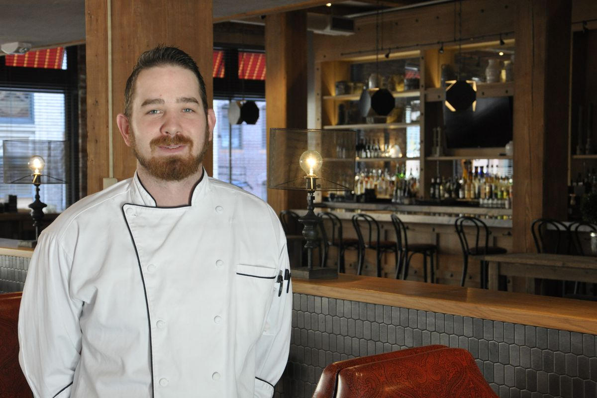 Adam Kube of Bastille Kitchen