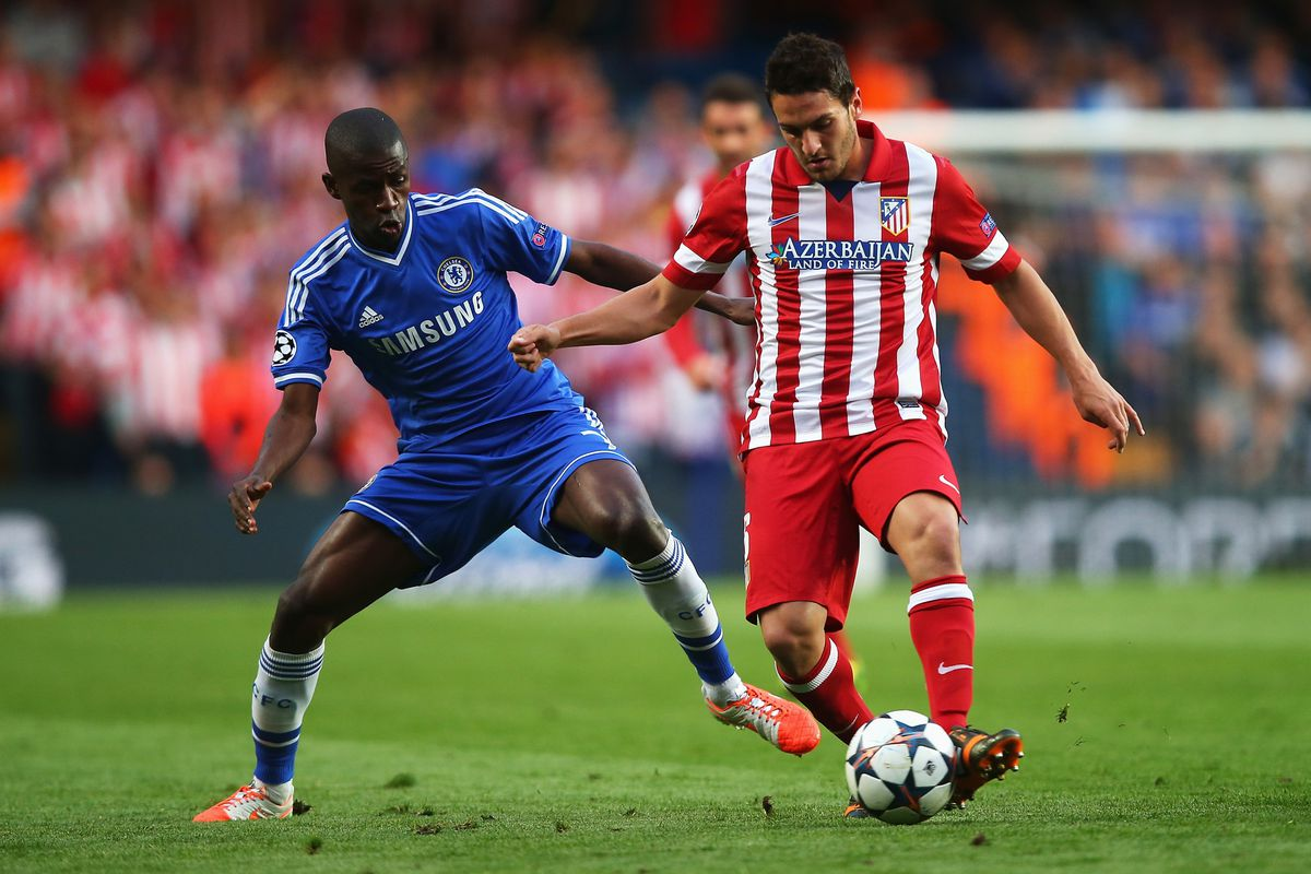 Chelsea vs. Atletico Madrid, Champions League: Second Half ...