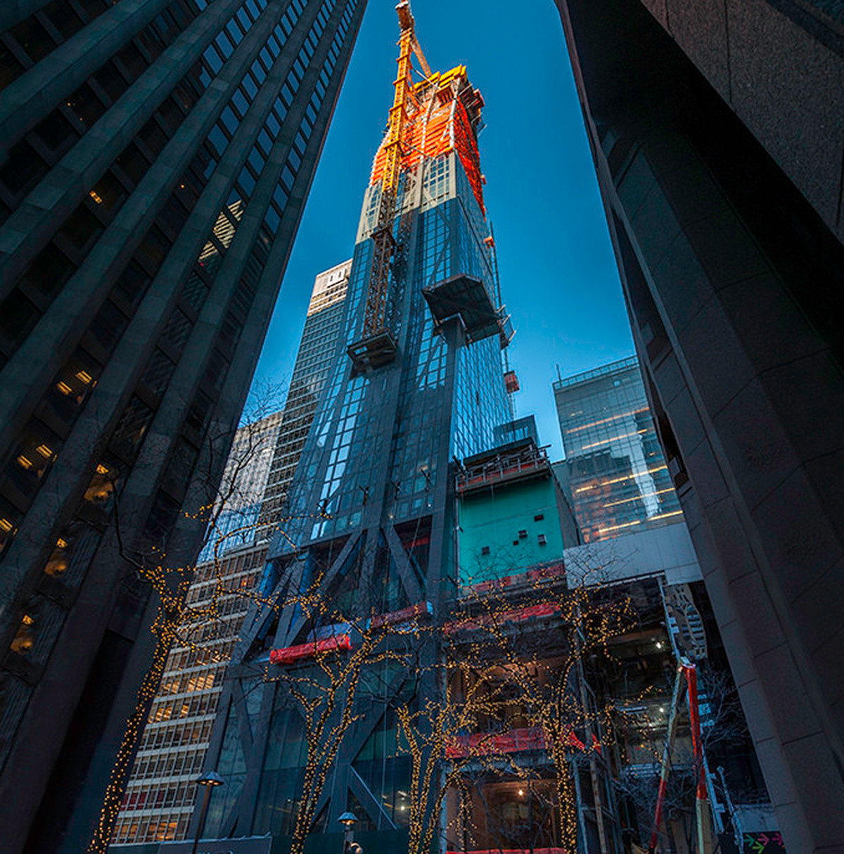 Tower 53 Condos For Sale And Condos For Rent In Manhattan: Jean Nouvel's MoMA Tower Approaches Its 1,050-foot