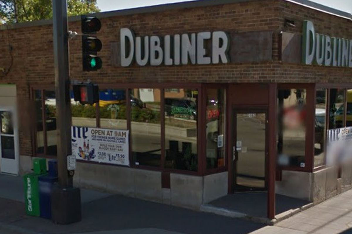The Dubliner expansion into what was Bonnie's is almost complete.