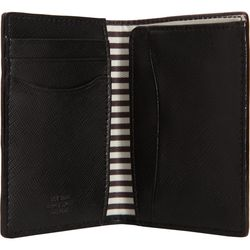 <b>For the Gay Who Likes To Shop</b><br> Some stereotypes are true. Lots of gay men love shopping. And they obviously need a nice wallet to take with them. This <b>Jack Spade</b> Wesson Vertical Flap Wallet is the perfect gift. Have him drop the traditio