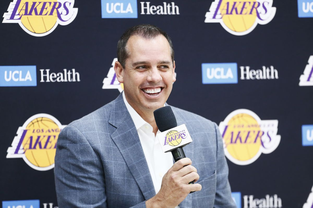 Lakers Podcast: What kind of offense should Frank Vogel run next season?