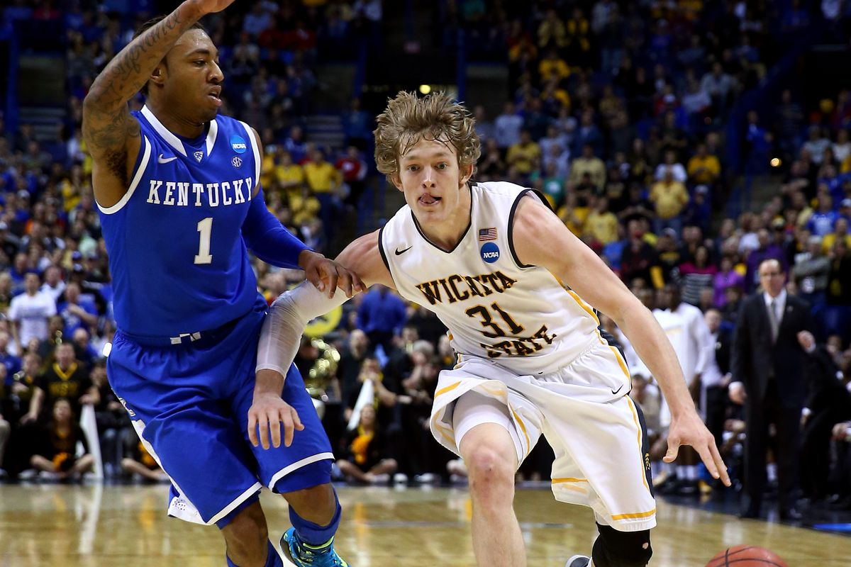 Not surprisingly, Wichita State are No. 1 in our rankings.
