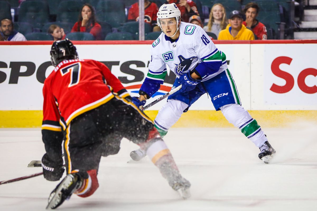 GAME DAY PREVIEW- Game 2: Canucks @ Calgary