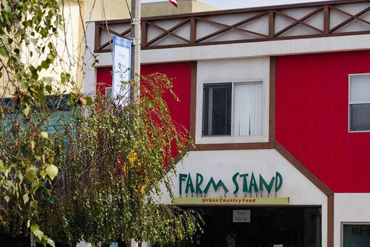 Farm Stand, El Segundo