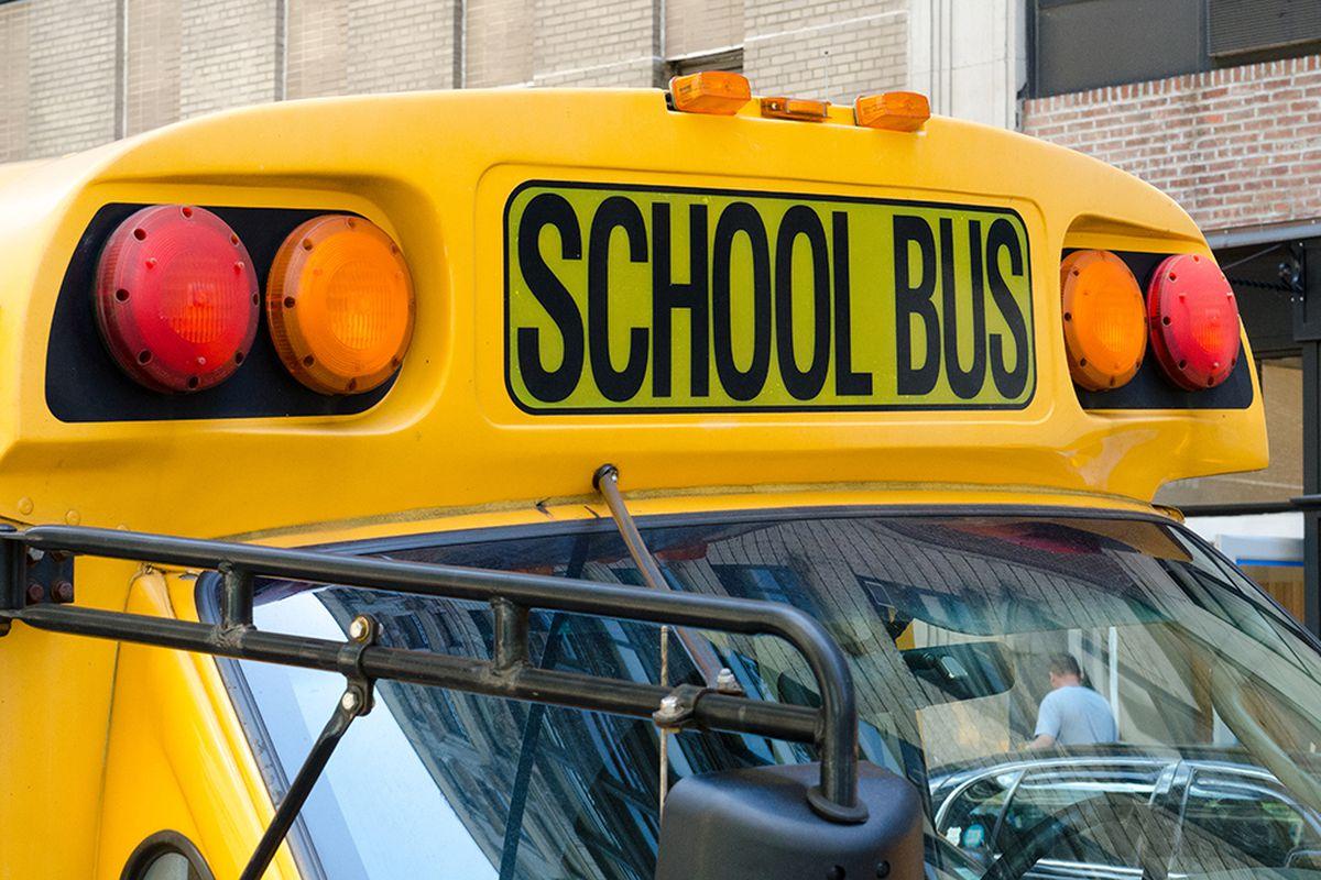 school bus (STOCK)