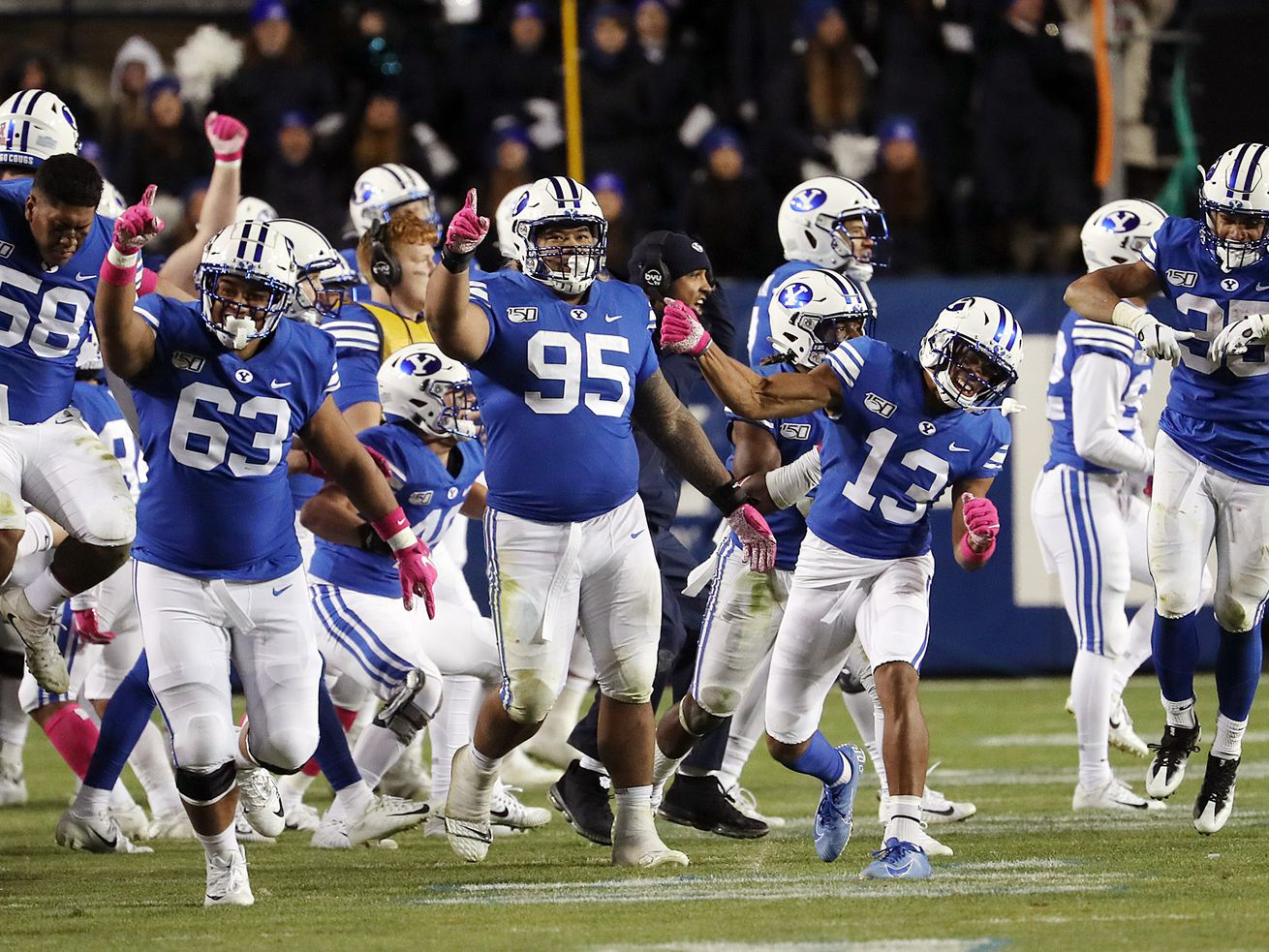 Postgame coverage: BYU Cougars 28, No. 14 Boise State Broncos 25
