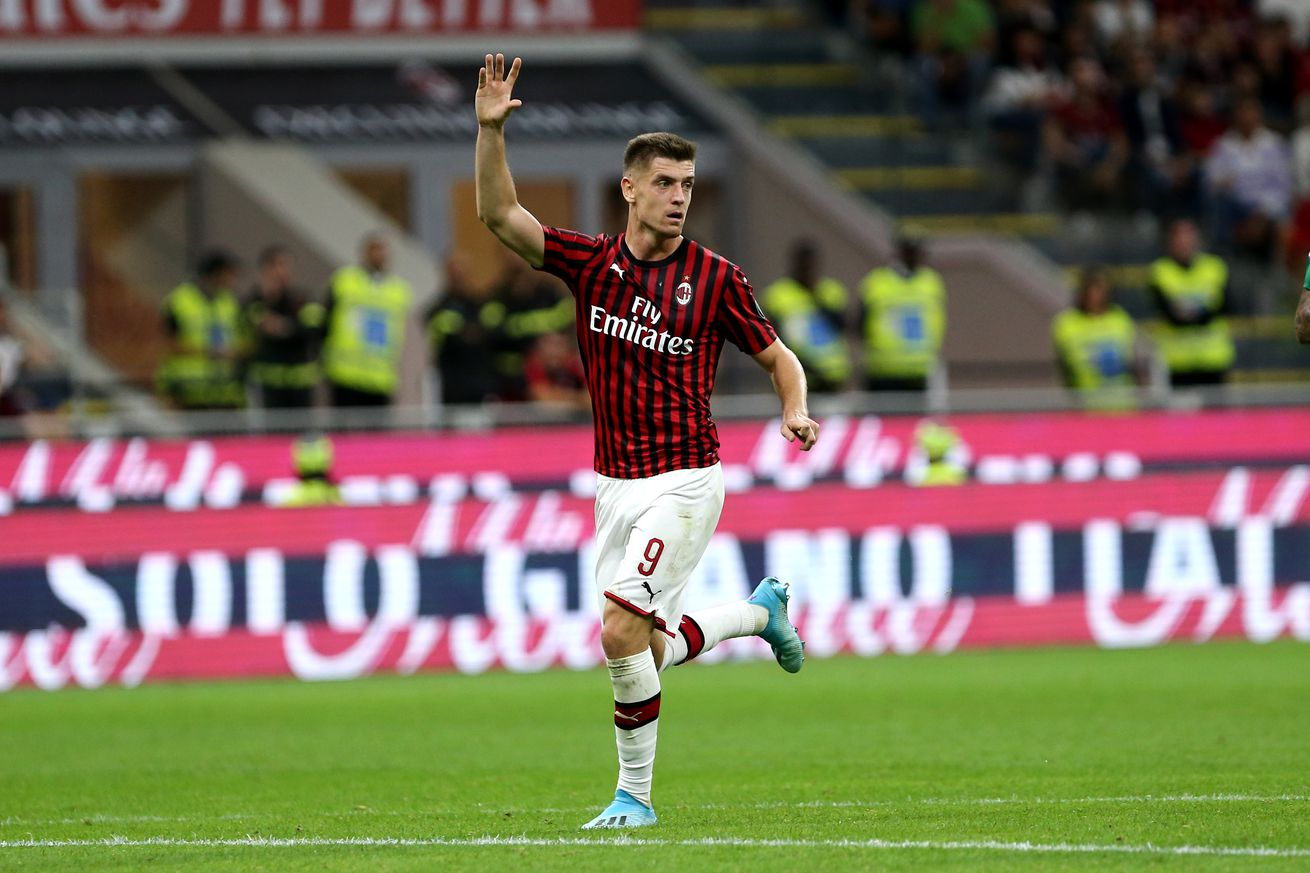Rossoneri Round-Up for Oct 5: Giampaolo Will Keep His Faith In Piatek For Genoa Game While Bennacer Will Be Benched